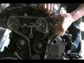 Renault Master Cambelt Change Zahnriemenwechsel An Renault K4m Motor Mittels