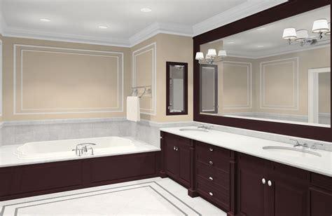 framed bath mirrors 15 ways to give your bathroom a