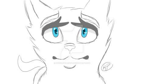 doodle free make blue eyed she cat ych closed by doodlebear5904 on