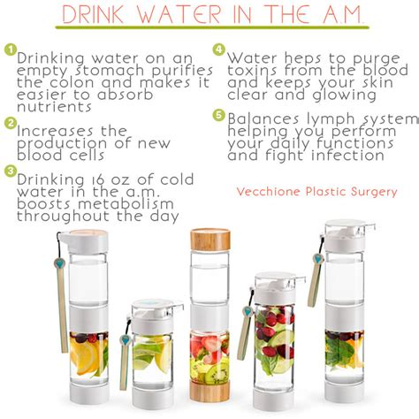 benefits of water in the morning