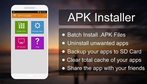 best apk installer for android 5 best android app installers