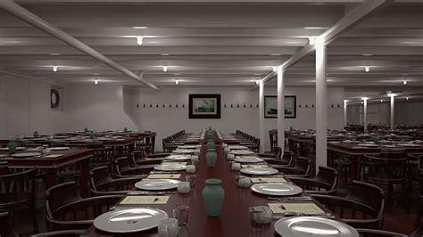 Titanic 3rd Class Dining Room by Titanic Ii Bad Taste Cruising Disaster Third Class Rms