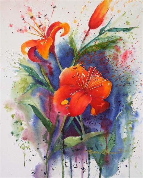 Bibie Brown Flower by q brown