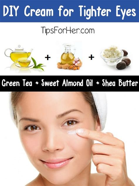 Detox Drooping Eye by Diy Eye For Tighter Get Rid Of Those Harsh