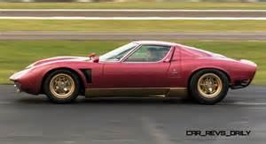 1971 Lamborghini Miura 1971 Lamborghini Miura Sv Jota