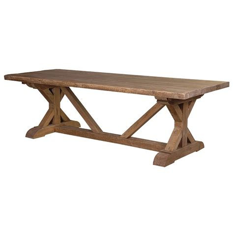large wood dining tables large tavern dining table reclaimed wood rustic