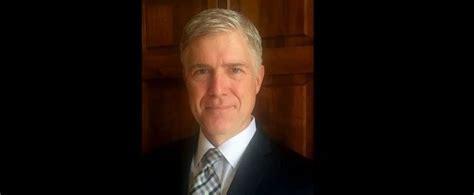 Jim Daly - Daly Focus Blog Judge Neil Gorsuch