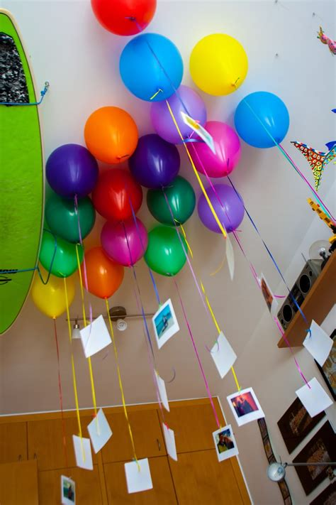 imagenes de regalo con globos deamor idea de regalo diy 161 globos sorpresa the optimistic side