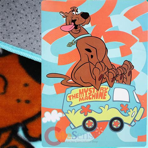 scooby doo rug scooby doo soft plush carpet the mystery machine area rug 72 quot x48 quot 4ft x 6ft ebay