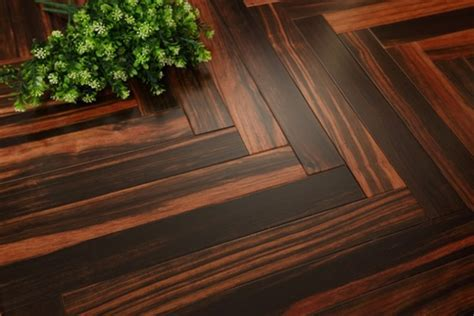 ebony flooring , ebony herringbone flooring , ebony