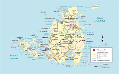 st martin map sxm map related keywords suggestions sxm map keywords