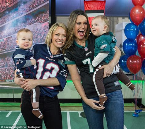 how old is dylan from today show savannah guthrie and dylan dreyer race their sons on today