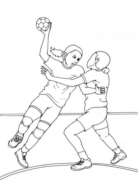 imagenes de niños jugando al handbol ichy102
