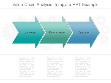 Value Chain Analysis Template Ppt Exle Value Chain Analysis Ppt