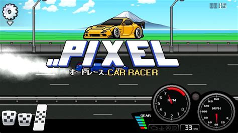pixel race car xo autosport