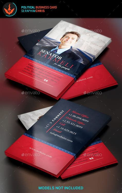 marketing associate business card templates 25 best politic design images on political