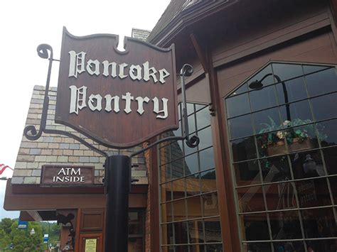 Pancake Pantry Gatlinburg by Gatlinburg S Pancake Pantry Review Hours Menu Prices
