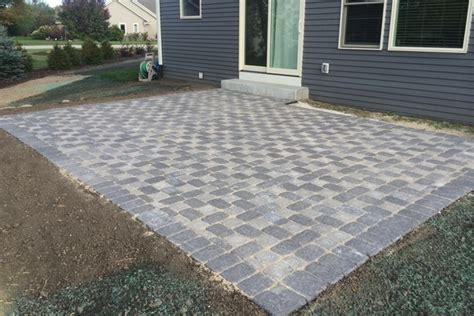 Simple Paver Patio Patio Pavers Design Ideas Diy Patio With Pavers Patio Mommyessence