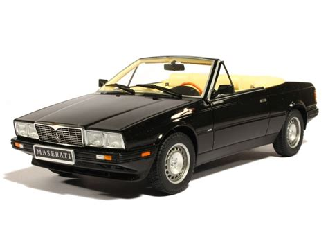 Maserati Biturbo Spyder 1986 Black 1 18 Minichs 107123531 New Maserati Biturbo Spyder 1986 Minichs 1 18 Autos
