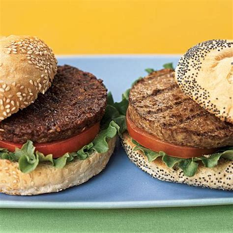 best veggie burger recipes cooking light