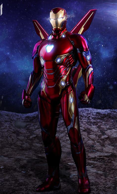 iron man infinity war wallpaper android