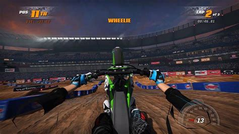 ragdoll ps4 mx vs atv supercross encore review gamesreviews