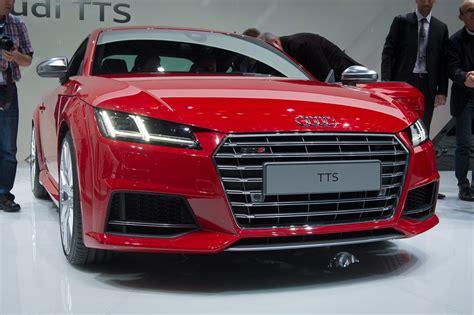 Tts Audi 2014 by Fotos Genf 2014 Audi Tts Quot Auto Geil Quot