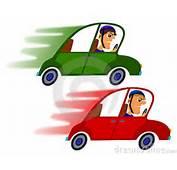 Fast Car Cartoon Clipart 71