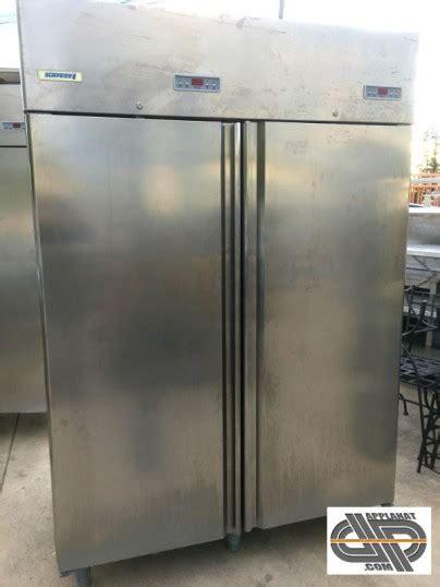 armoire frigo occasion armoire frigo inox 2 portes temp 233 rature positif positif occasion vendu