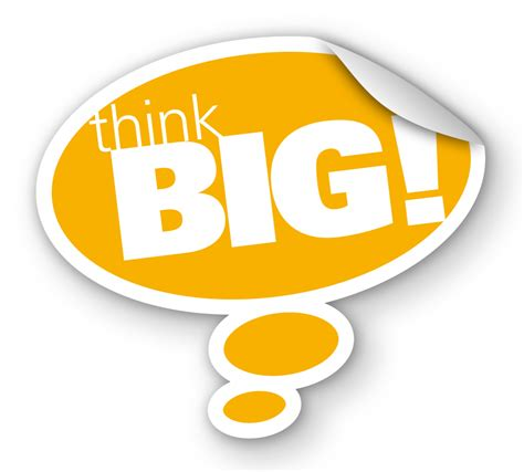 Think Big by Think Big Bauma Geda