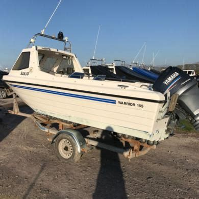 warrior boats uk warrior 165 fishing boat for sale for 163 7 000 in uk boats