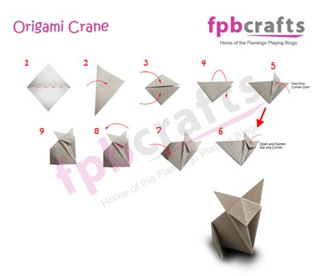 How To Origami Fox - other fox pattern everything foxes paws