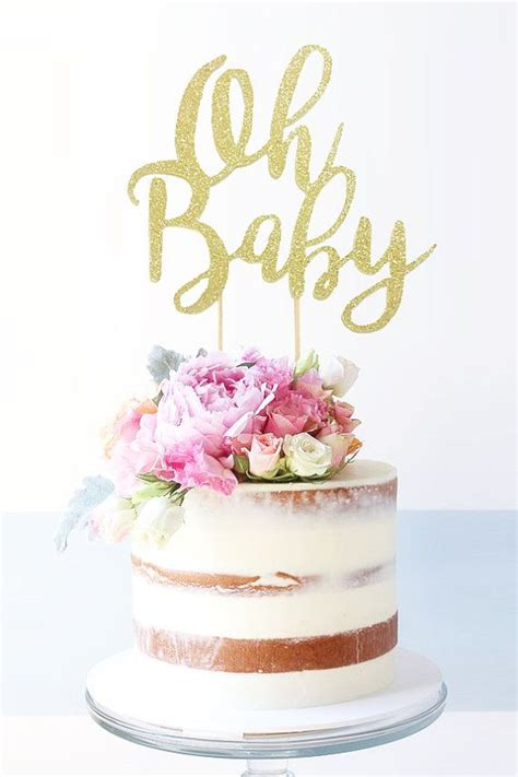 Cake Toppers For Baby Shower Cakes by The 25 Best Baby Shower Cake Toppers Ideas On