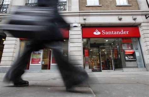 bank santander santander uk is customers safe with the