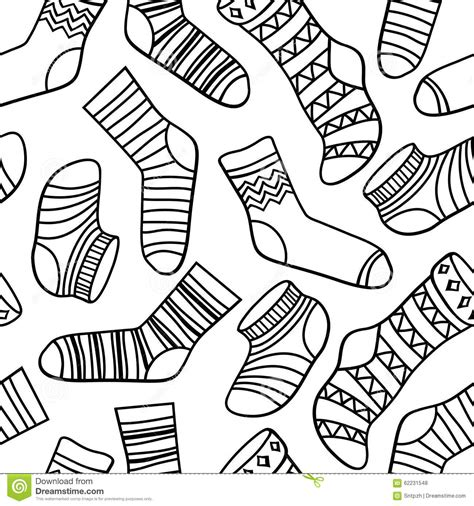 clothes pattern vector different clothes pattern cartoon style cartoon vector