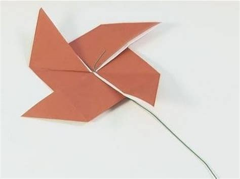 How To Make Windmills Out Of Paper - how to make your own paper windmill