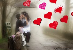 Animated I Love You Kiss