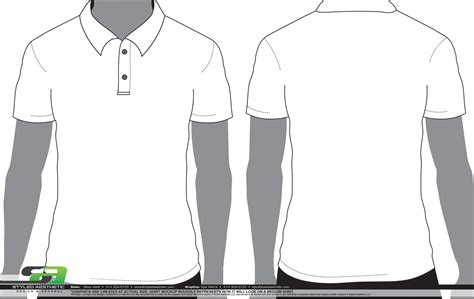 Templates Styled Aesthetic Polo Shirt Design Template
