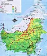 Gambar Pulau Kalimantan