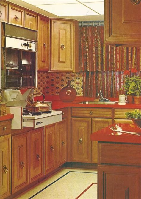 1970s kitchen vintage home decorating tips 1970s vintage pinterest