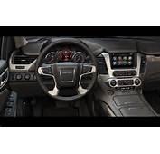2015 GMC Yukon XL And Denali  Interior 1 2560x1600
