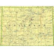 Colorado Maps  Perry Casta&241eda Map Collection UT Library Online