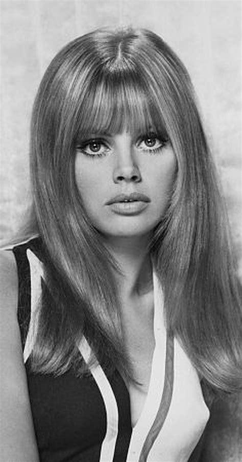 britt ekland long layered hairstyles 19 best brit ekland images on pinterest britt ekland
