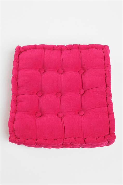 Floor Pillow by Tufted Corduroy Floor Pillow Outfitters