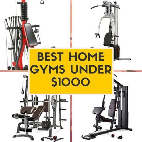 best home gyms 00 in 2017 that are worth to buy