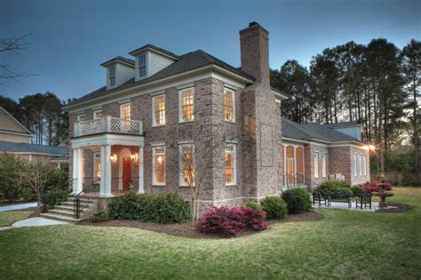 Who Wrote Brick House by Olde Park Mount Pleasant Custom Brick Home Traditional Exterior Charleston By Suiter