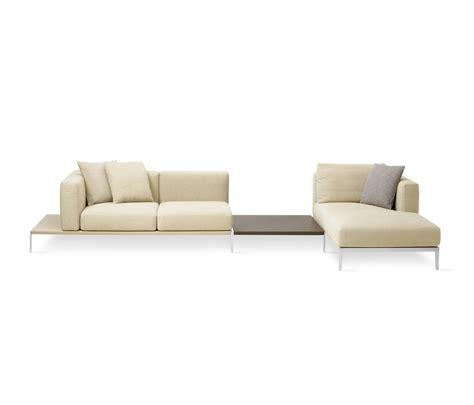 sofa beistelltisch piu 1343 sofas from intertime architonic