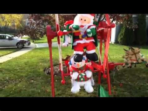 7 ft rotating animated ferriswheel ferris wheel lawn decoration billingsblessingbags org