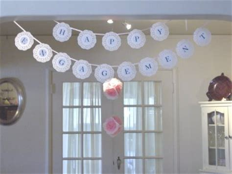 home engagement decoration ideas engagement party decorations party favors ideas