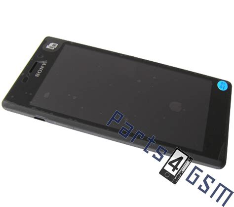 Hp Sony M2 D2302 sony xperia m2 dual d2302 lcd display module zwart 78p7120002n parts4gsm